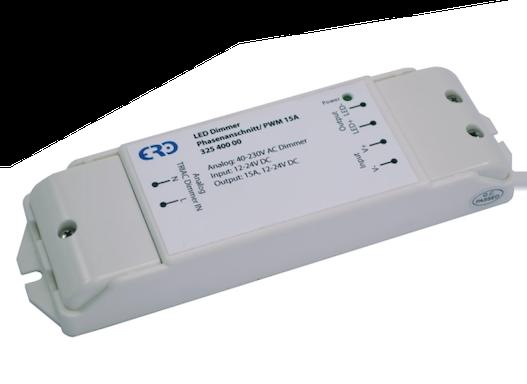 PWM Controller für Stripe und GU5.3
