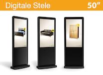 50 Zoll Digitale LCD Werbestele AD-L50H7