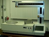 Laser-Scanner für Dämmplatten