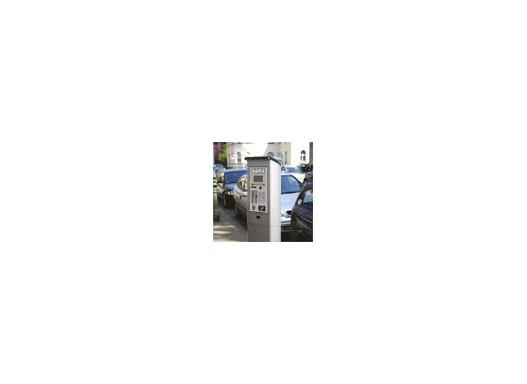 Parkscheinautomaten CALE CWT Compact