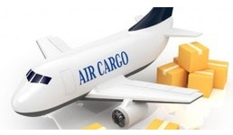 Luftfracht- Import