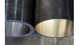Nahtlose Zylinderrohre (HP), warmgewalzt