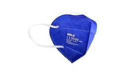 Blaue FFP2 Masken von ESLH. CE 0598 zertifiziert. 20 Stück