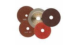 Schleifscheiben – Grinding Disks  - Meules
