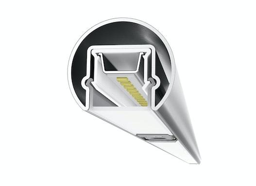 LUX GLENDER SAFE asymmetrisch klar