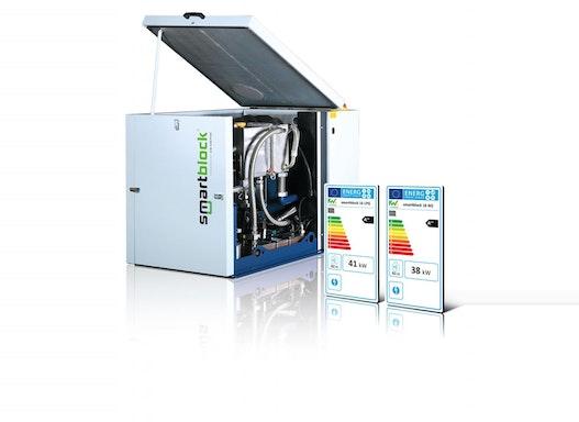 KWEnergie Smartblock 16 (Blockheizkraftwerke)