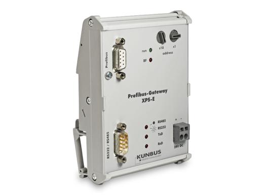 XPS-E Gateway – PROFIBUS DP/RS232/RS422/RS485 Gateway