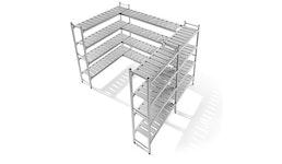 Easy rack Regalsystem - Tiefe 500