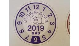 Gasprüfungen