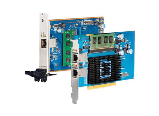 DF PROFINET IO PC-Karte – PROFINET IO PCI/CPCI Controller/Device Baugruppe