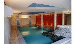 Schwimmbad Gesamtgestaltung