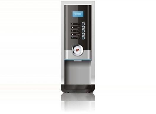 Lio 2C - Kaffeeautomat für löslichen Bohnenkaffee