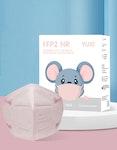 YUXI ® SELBSTFILTERNDE MASKE FFP2 NR Kindermaske