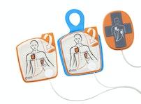 Cardiac Science Powerheart® G5 Elektroden mit iCPR Vorrichtung, Erwachsene
