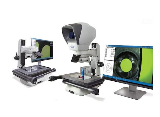 Swift PRO - Optisches- & Videomessmikroskop