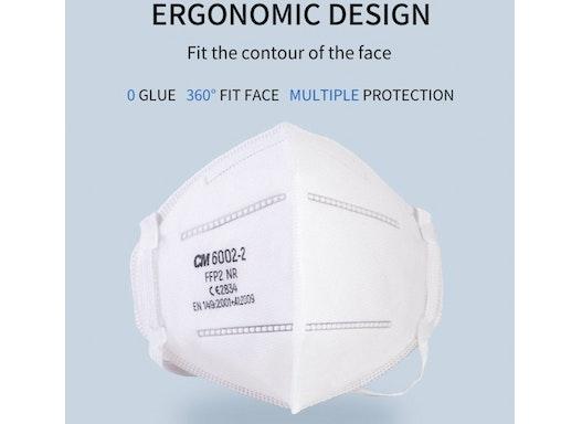 FFP2 NR ATEMSCHUTZMASKE - Atemschutzmaske