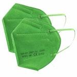 Atemschutzmaske FFP2 (grün)