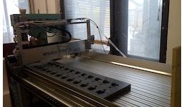 Bearbeitungsmöglichkeiten: Sägen, Stanzen, Bohren, CNC-Fräsen
