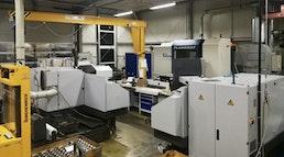 CNC-Profilschleifen von Einzelteilen und Serien
