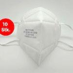 FFP3 Atemschutzmaske AG Fintech - 10 Stk.