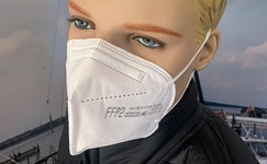 Schutzprodukte - FFP2 Masken