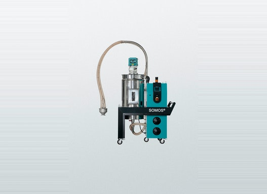 SOMOS® Mobile Granulattrockner RDM (für mittlere Durchsätze)