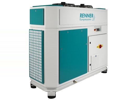RENNER Kompressor RSW 18,5 D wassergekühlt