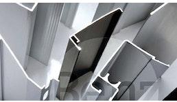 Aluminium Profile nach Zeichnung