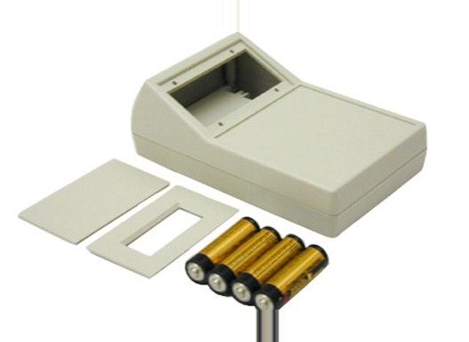 Pactec HPS-4AA Handgehäuse mit Batteriefach