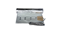 HoWaTech AL Elektro-Fußbodenheizung für Laminat / Parkett 1 - 15m² Paket mit oder ohne Regelung