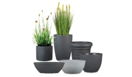 Outdoor-Designpflanzgefäße Made in Germany