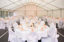 Hochzeitszelte / VIP Zelte