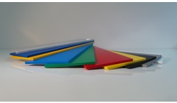 PVC-Freischaumplatte
