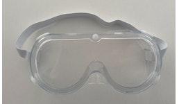 Schutzbrille Vollsicht EN166