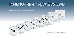 """Innenuhren """"Business line"""""""