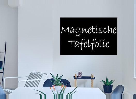 Magnetische Tafelfolie | selbstklebend | für Magnete
