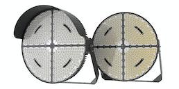 Serie 12 - LED-Mastleuchten / Sportplatzbeleuchtung / LED-Flutlicht