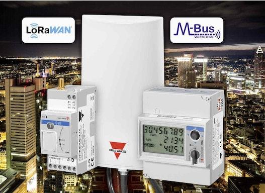 Energiezähler, Leistungsmessgeräte, Netzanalysatoren und Stromwandler