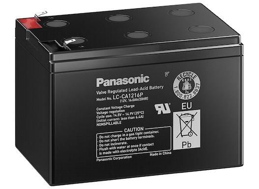 Panasonic LC-CA1216P1