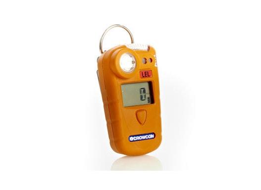 Crowcon Gasman Eingaswarngerät für Sauerstoff, toxische oder brennbare Gase und CO2