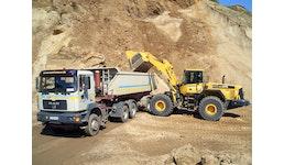 Kiesgruben & Baustoffe