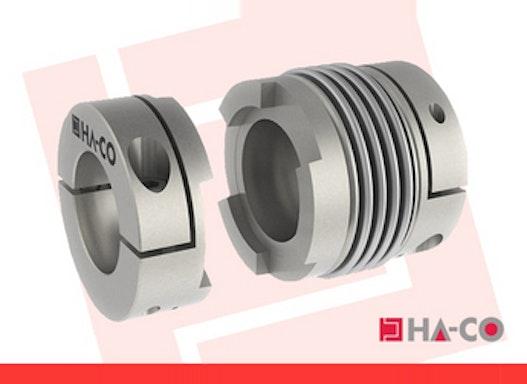 MKS-S Metallbalgkupplung
