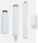 C-MB-P Serie - Melt Blown Polypropylen / Kern Design - Adapter oder Standard