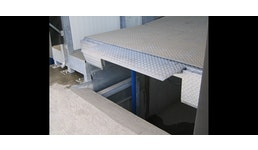 Hydraulische Vorschub-Überladebrücke Flexidock G 9200