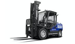 Dieselstapler FS 55 IDK-593