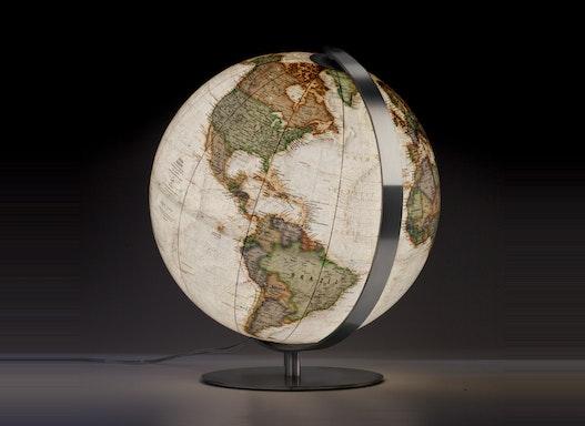 National Geographic Globen