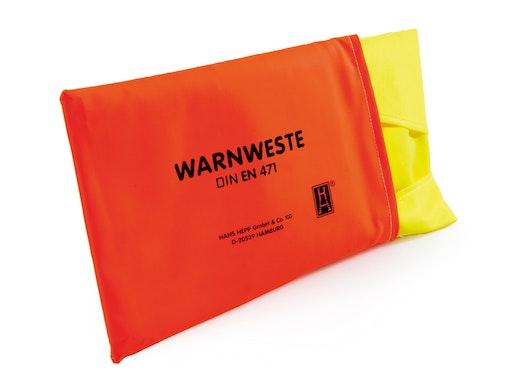 Schutztasche/Verpackung für Warnwesten