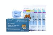 YINHONYUHE ®  medizinische Einwegmaske / Disposable Medical Mask (Kinder, bunte Farben)