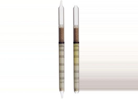 Dräger Prüfröhrchen - Aceton 100/b (Acetone) C3H6O - Dräger-Röhrchen