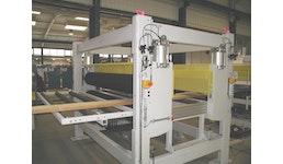 4-Walzenabzug (Haltewerk) für Folien und Plattenextrusionsanlagen (nach Kundenanforderung)